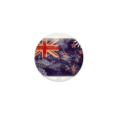 New Zealand Flag Mini Button (10 pack)