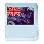 New Zealand Flag baby blanket