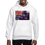 New Zealand Flag Hooded Sweatshirt