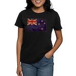 New Zealand Flag Women's Dark T-Shirt