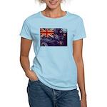 New Zealand Flag Women's Light T-Shirt