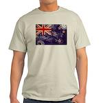 New Zealand Flag Light T-Shirt
