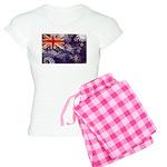 New Zealand Flag Women's Light Pajamas