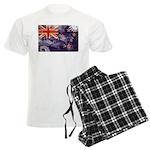 New Zealand Flag Men's Light Pajamas