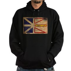Newfoundland Flag Hoodie