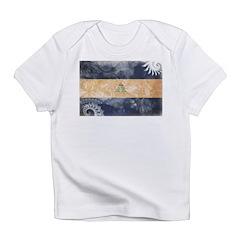 Nicaragua Flag Infant T-Shirt