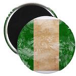 Nigeria Flag 2.25