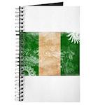 Nigeria Flag Journal