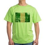 Nigeria Flag Green T-Shirt