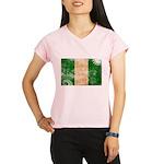 Nigeria Flag Performance Dry T-Shirt