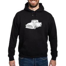 1956 Ford truck Hoodie