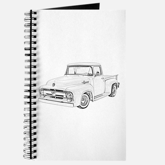 1956 Ford truck Journal