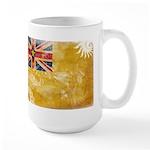 Niue Flag Large Mug