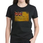 Niue Flag Women's Dark T-Shirt