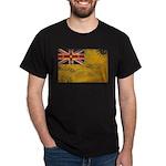 Niue Flag Dark T-Shirt