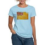 Niue Flag Women's Light T-Shirt