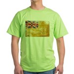 Niue Flag Green T-Shirt