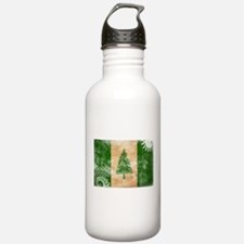 Norfolk Island Flag Water Bottle