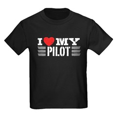 I Love My Pilot T