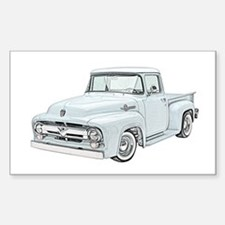 1956 Ford truck Decal