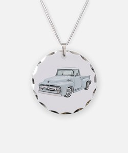 1956 Ford truck Necklace