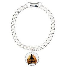 Scarlett O'Hara Silhouette Bracelet