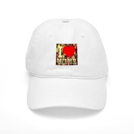 I (Heart) Wine Cap