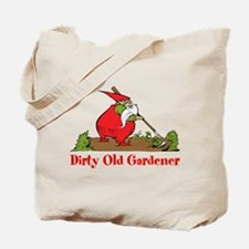 Dirty Old Gardener Tote Bag