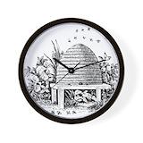 Beehive Wall Clocks