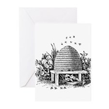 Beehive Greeting Cards (Pk of 10)