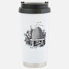 Beehive Stainless Steel Travel Mug