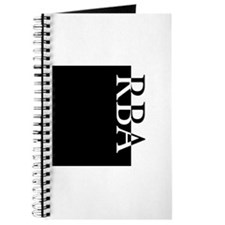 RBA Typography Journal