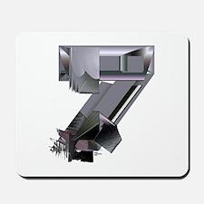 Heavy Metal 7 Mousepad