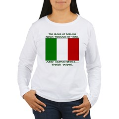 Roman Blood and Wine T-Shirt