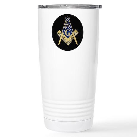 Blue Lodge S&C Stainless Steel Travel Mug