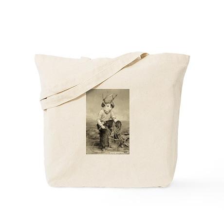 Just Jackalope Tote Bag