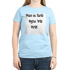 Peace on Earth Tee T-Shirt