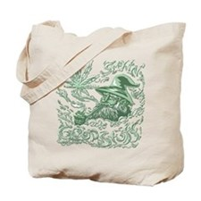 The Great 420 Wizard Tote Bag