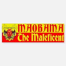 Maobama Sticker (Bumper)