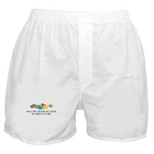 Hunger Games - May the Beans. Boxer Shorts