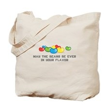 Hunger Games - May the Beans. Tote Bag
