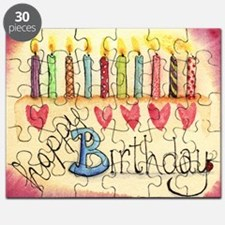 Happy Birthday! Puzzle