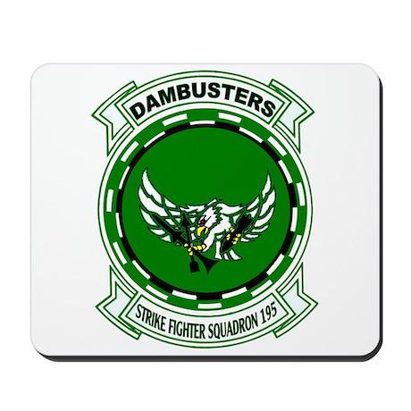VFA 195 Dambusters Mousepad