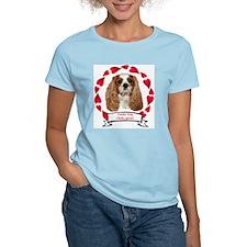 Cavalier Hearts T-Shirt