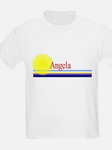 Angela Kids T-Shirt