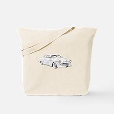 1950 Ford Custom Tote Bag
