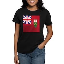 Vintage Ontario Flag Tee