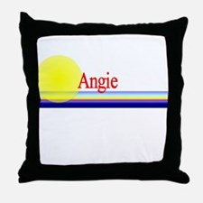 Angie Throw Pillow