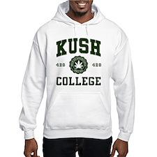 KUSH COLLEGE-2 Hoodie Sweatshirt