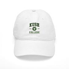 KUSH COLLEGE-2 Baseball Cap